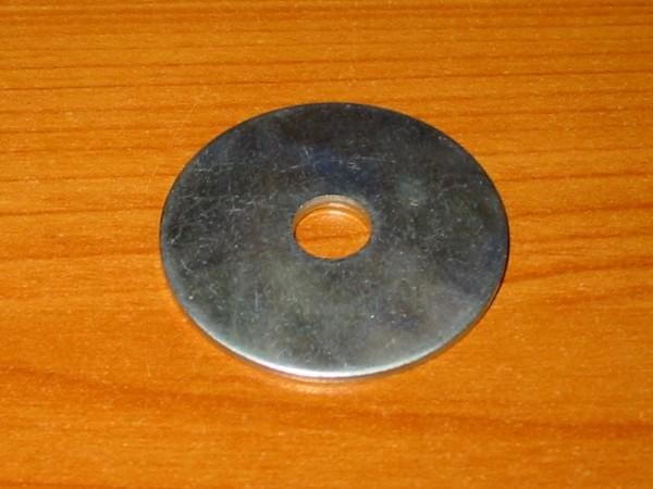 Scheibe 40 x 2 mm Loch 8,5 mm